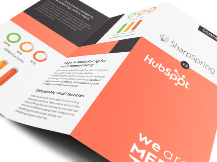 SharpSpring vs. Hubspot – Marketing Automation